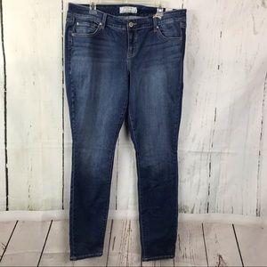 Torrid Denim Skinny Skyline Tall Jeans Nwt